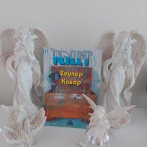 """Zeynep Kasap ilk Kitabı """"MUT"""" ile Aramızda"""