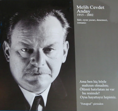 Melih Cevdet Anday